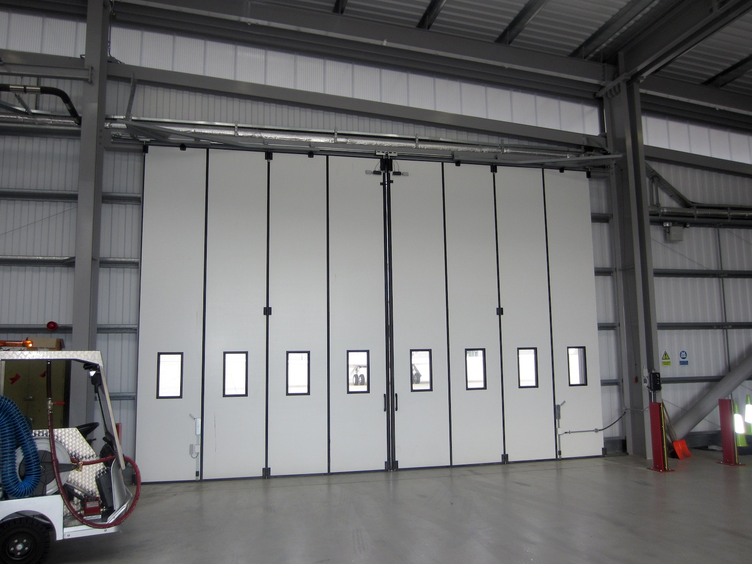 Airport Suppliers Press Release Jewers Doors Limited