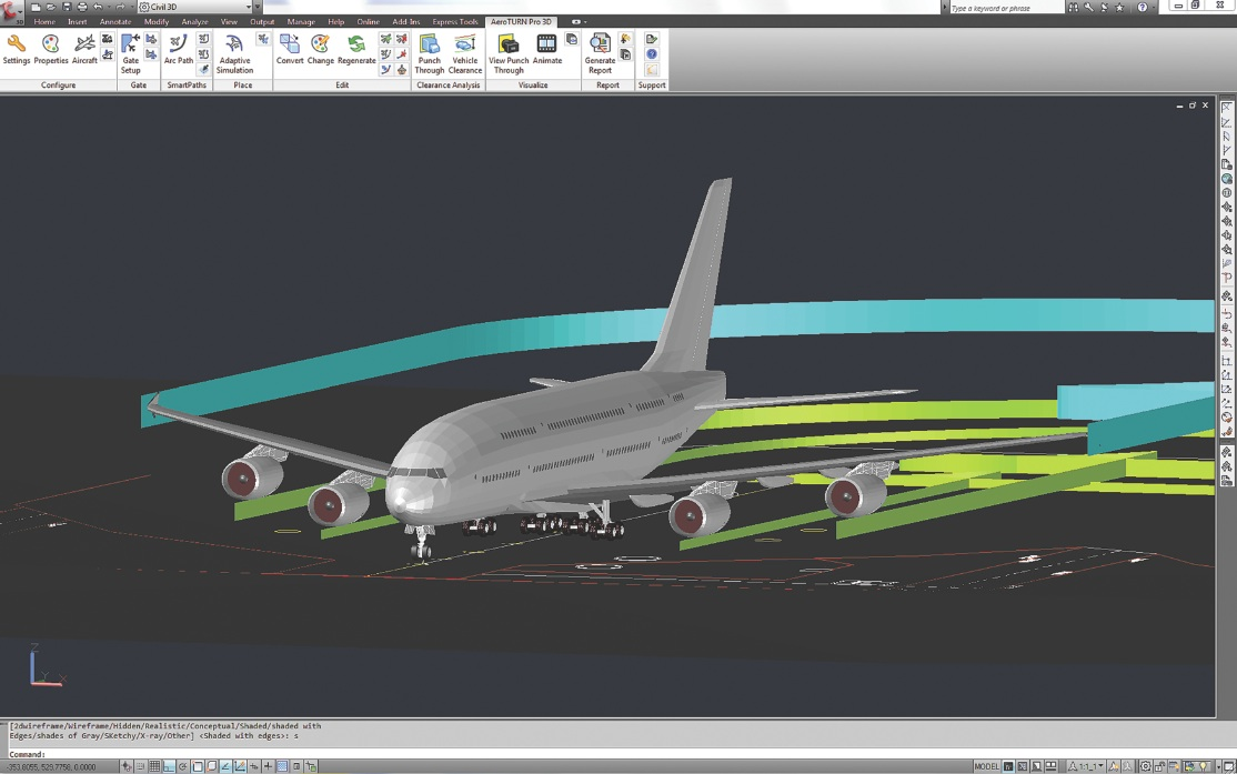 Airport Suppliers - Press Release - Transoft Solutions - CAD