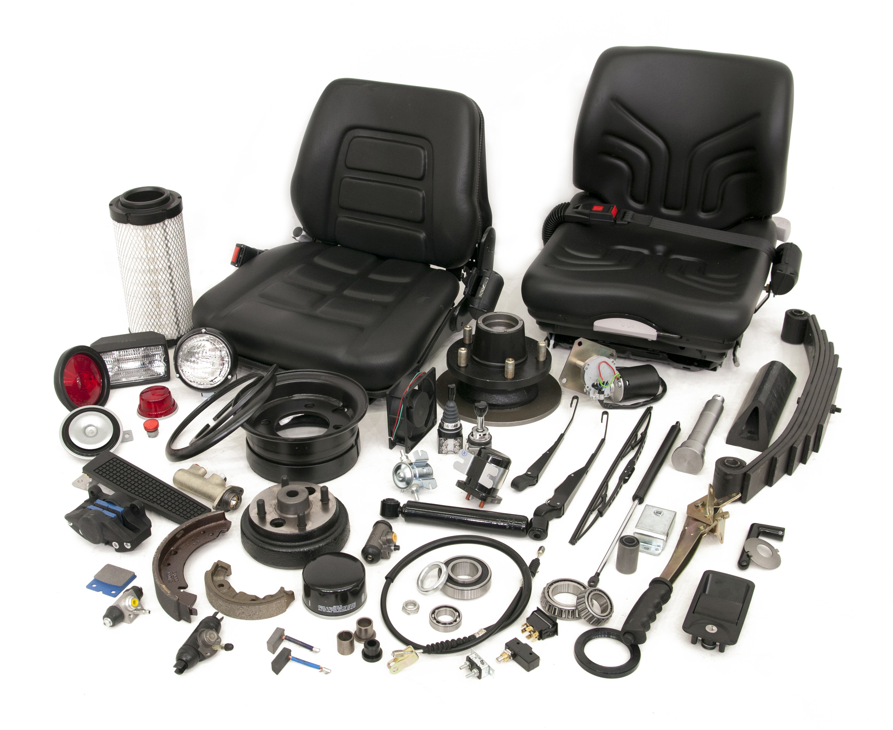 Harlan Tractor Parts : Airport suppliers press release tvh parts and